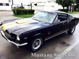 FORD Mustang Fastback 289 V8 Cambio Manuale 4 Marce Rarissima