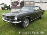 FORD Mustang Coupe' 289 V8 Cambio Manuale 3 Marce Rarissima