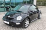 VOLKSWAGEN New Beetle 1.9 cabrio cappotta rotta