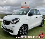 SMART ForFour 1.0 Twinamic Youngster (Navi/Pelle/Autom.)