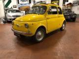 FIAT 500 D TARGHE ORIGINALI-LIBRETTO A PAGINE