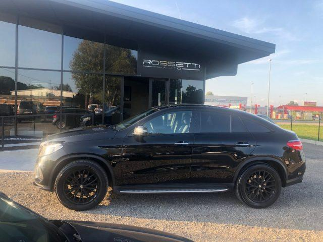 MERCEDES-BENZ GLE 350 d 4Matic Coupé Premium Plus AMG FULL OPTIONAL