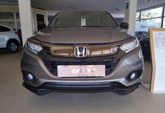 HONDA HR-V 1.5T VTEC CVT Sport Navi ADAS MY2020