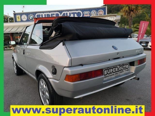 FIAT Ritmo 1.5  SUPER 1* SERIE  CABRIO / BERTONE