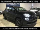 FIAT 500X 120CV GPL 120° Anniversario Full LED Cross Mirror