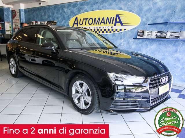 AUDI A4 Avant 2.0 TDI 150 CV ultra Ambition