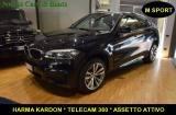 BMW X6 xDrive30d 249CV Msport*ASSETTO ATTIVO*TELECAM360*H