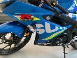 SUZUKI GSX-R 125 GSX-R 125 Blu Gp