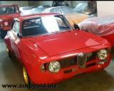 ALFA ROMEO GT 1600 veloce  targe originali  (PERMUTO)