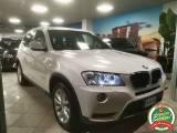 BMW X3 xDrive20d 184cv Futura *PELLE TOTALE