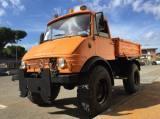 MERCEDES-BENZ UNIMOG 406 patente b macchina operatrice no autocarro