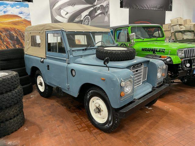 LAND ROVER Series III 88 2.3D SOFT TOP + HARD TOP