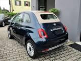 FIAT 500C 1.2 Lounge Dualogic - Sensori/Clima Auto