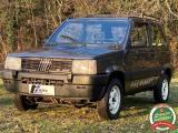FIAT Panda 1000 4x4 Sisley Unipro Targa originale