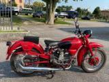 MOTOS-BIKES Moto Guzzi FALCONE TURISMO 500 1954 ISCRITTA FMI by Gandin