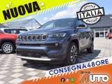 JEEP Compass 1.3 T4 130CV LIMITED MY21 UFFICIALE ITALIA