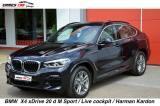 BMW X4 xDrive20d Msport LIVE COCKPIT-PELLE-HARMAN KARDON