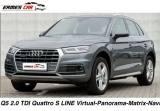 AUDI Q5 2.0TDI quattro S tronic S line-PANO-VIRTUAl-MATRIX
