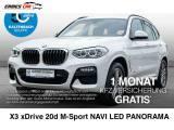 BMW X3 xDrive20d Msport-PANORAMA-NAVI-F1