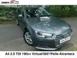 AUDI A4 Avant 2.0 TDI S tronic-VIRTUAL-PELLE ALCAN.-CAMERA