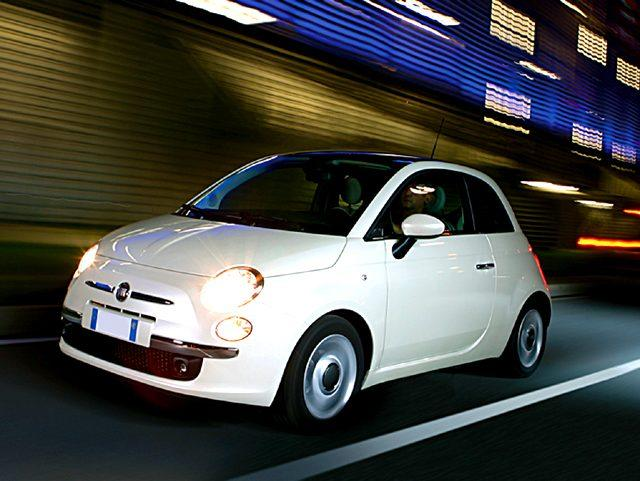 FIAT 500 1.2 Lounge by Diesel