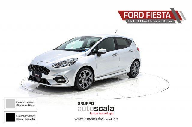 FORD Fiesta 1.5 TDCi 85 CV 5 porte ST-Line