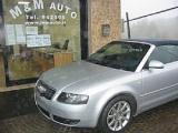 AUDI A4 2,5 TDI V6 163CV  CABRIO  !!!!!!
