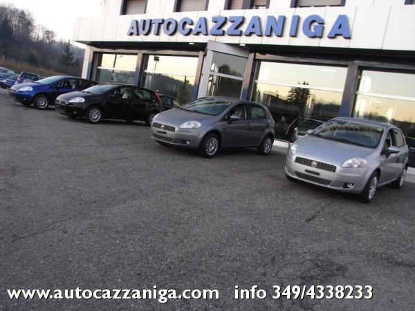 FIAT Grande Punto 1.2 ACTIVE/ACTUAL/DYNAMIC/EMOTION MY 2009 NOVITA'